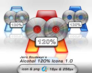 Alcohol 120 by weboso