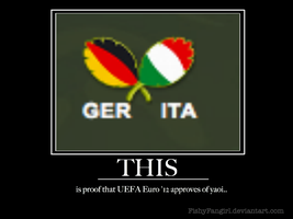 GerIta Motivational Euro 2012 by the-sock-ninja