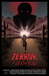 Terror on Death Road poster by CagsCreations