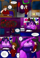 Lucky's Cursed Cloth Page 1 by LuckyBucket46