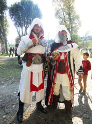 Lucca Comics 2015 (19) by LorenzoLazioCreed