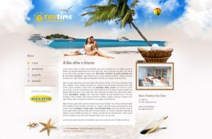 SunTime Travel Agency by yunoumi