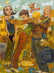 Love Rectangle by jasinski