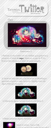 Twitter Background tutorial by RanmaGirlSaotome