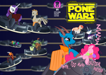 The Pone Wars #1: Tack of the Clones, Part I by ChrisTheS