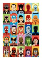 Heroes by Teagle