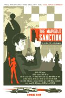 THE MARIGOLD SANCTION poster by rodolforever