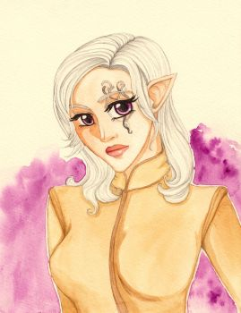 Lady Lavellan by Cephis
