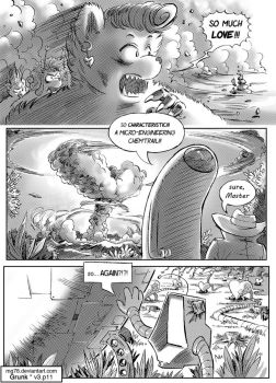 GRUNK (vol 3 - page 11) by mg78