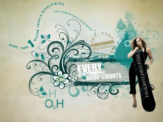Every Drop Counts by omd