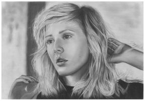 Ellie Goulding by AfterSchoolArts