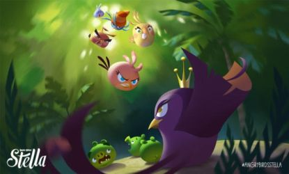 Angry Birds Stella Episode List: by Mario1998