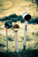 Cute Mailboxes by Wings-of-Light