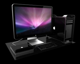 New Apple Products Concept by technominds
