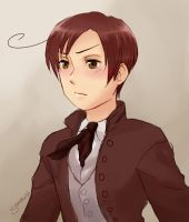 Waiting Impatiently - Romano by sammich