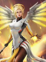 Mercy by VivianMeow
