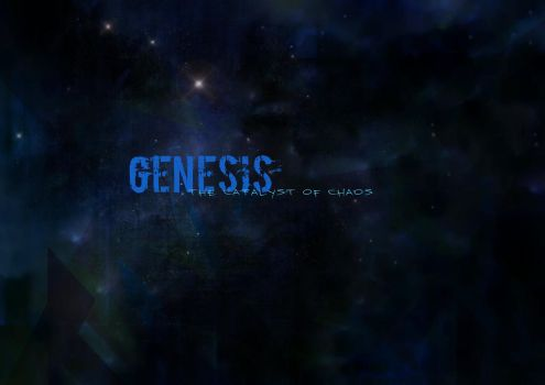 Hkdi Cover Page For Genesis by kusakaice