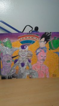 Dragon Ball Z by offman89