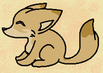 Tiny Fox by fennecthefox15