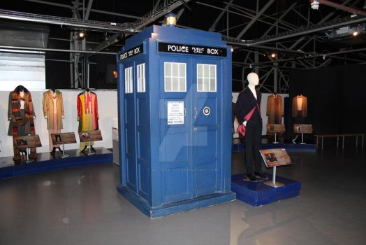 The Doctor Who Experience 83 by alloria-sjg