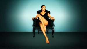 Angelina Jolie Chair legs by Dave-Daring
