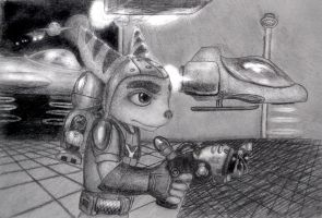 Ratchet and Clank by Holt5