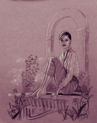 Audrey Hepburn! :) by Bella-Rachlin