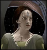 Cardassian by Myrine