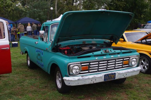 1963 Ford by Shadow55419