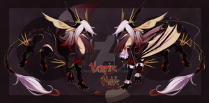 [CLOSED] Heart Lure Auction: Vampire Noble by dracooties