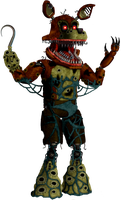 Twisted Foxy by TheRealBoredDrawer