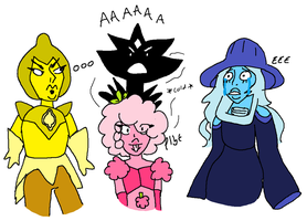 The New Diamond Authority by IllegalKoopas