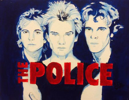 The Police by Ozoneknight