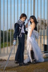 Squall and Rinoa by Eyes-0n-Me