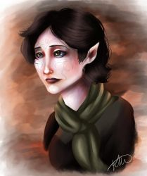 Merrill by Hyzenthlay89
