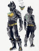If Dead Space had Batman... by tinyguy712