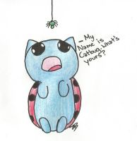 My Name Is Catbug by Blade-Of-Ash