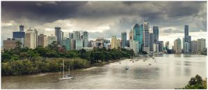 Brisbane, Australia - Kangaroo Point by InfuzedMedia