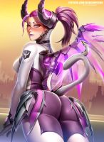 Mercy Imp by BADCOMPZERO