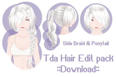 Addons Hair On Mmd Downloads Galore Deviantart