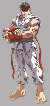 Door Poster - Ryu by UdonCrew
