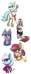 Just Another MLP Sketch Dump by Celestial-Rainstorm