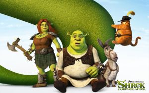 Shrek Forever After by rehsup