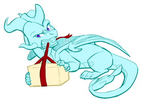 merry christmas ..amost XD by aacrell