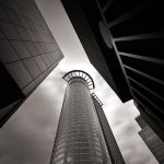 - mainhatten cityscapes III - by SaschaHuettenhain2