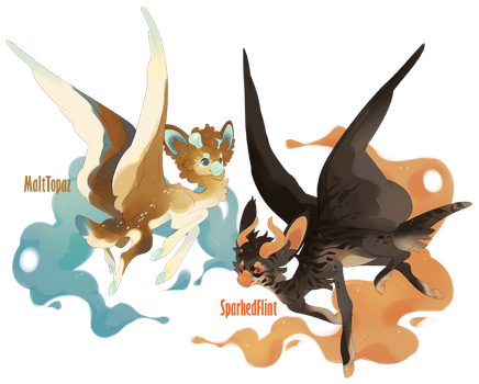 Myst Adopts: CLOSED by CitrusFoam