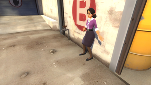 Miss Pauling Feeling the Pressure by FailedLuckFemscout