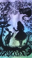 Alice in wonderland - Who are you? by Anim-Soul