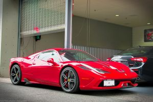 Special Speciale by SeanTheCarSpotter