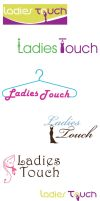 ladies cloth logo by 74studio